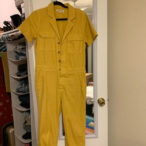 Madewell Coveralls!